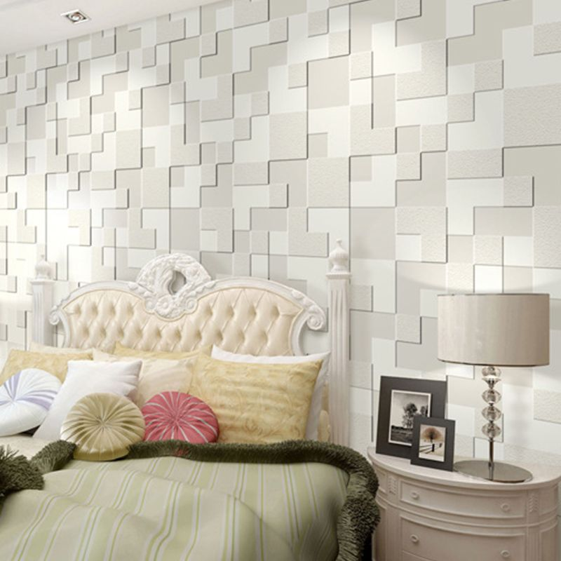 Decoracion para paredes en yeso buscar con google - Papel pared salon ...