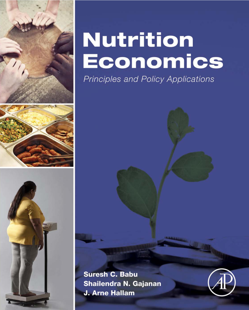 Title Nutrition Economics Principles and Policy