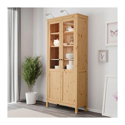 Ikea Us Furniture And Home Furnishings Glass Cabinet Doors Hemnes Ikea