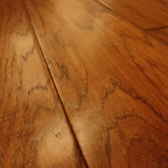 Hickory Pecan 1 2 X 6 1 2 Hand Scraped Engineered Hardwood Flooring Weshipf Wide Plank Hardwood Floors Wood Floors Wide Plank Engineered Hardwood Flooring