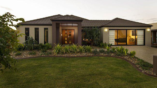 garden idea for front of house - Garden Ideas Qld