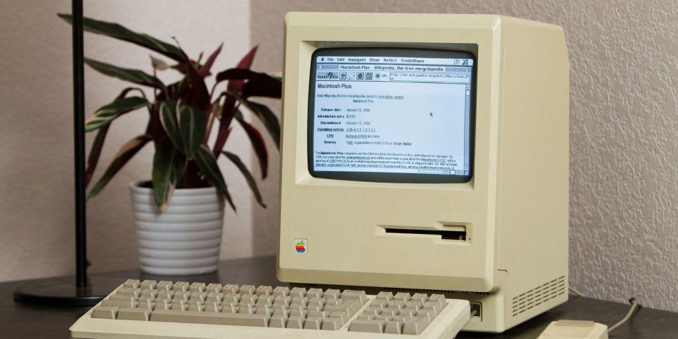 Raspberry bringt Dinosaurier ins world wide web. Mit einem Computer aus der Zeit vor dem Internet ins Netz.