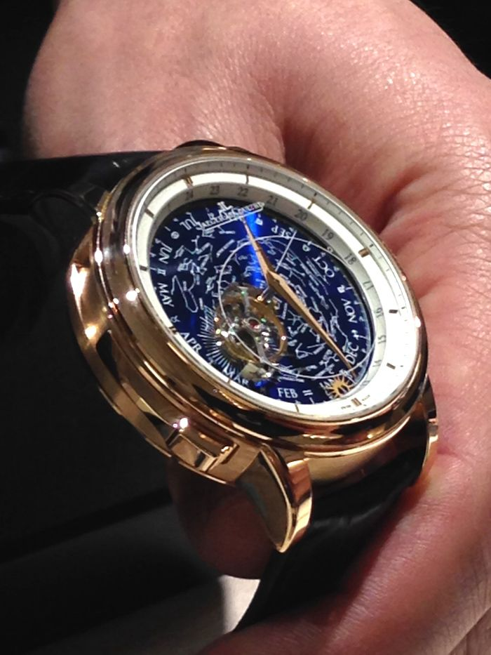 Close-Up with the Jaeger-LeCoultre Master Grande Tradition Grande Complication - You'll Be Star Struck   ATimelyPerspective