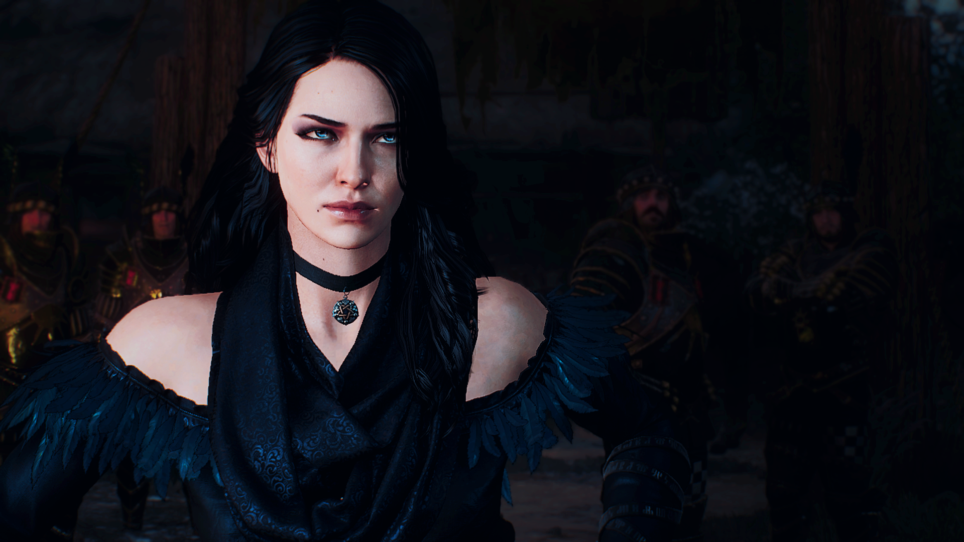 282294 Video Games The Witcher The Witcher 3 Wild Hunt Yennefer Of Vengerberg Png 1920 1080 Witcher Wallpaper Bruxas Anjos