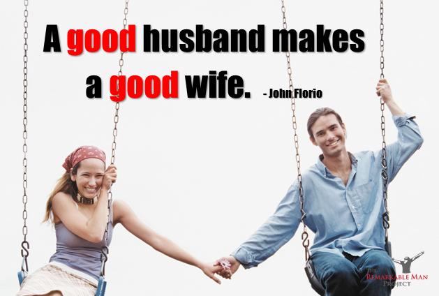 A good husband makes a good wife. Do you agree? (With