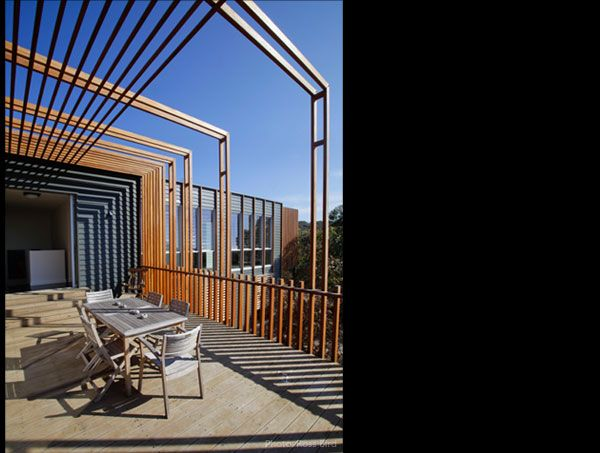 Baenziger Coles Architects and Interior Designer - Fairhaven House