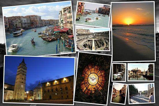Crie uma Foto Collage da sua viagem e relembre os melhores momentos.   http://www.fotofeliz.com.br/foto_collage.html