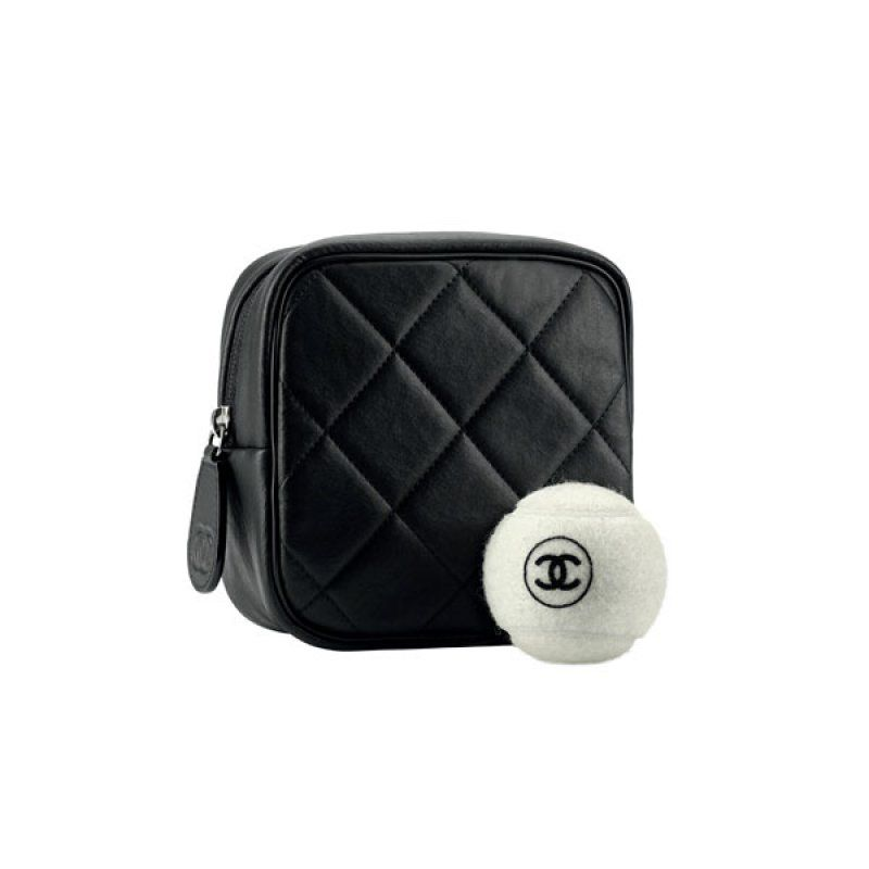 IF only i can make it so that it woulkd be perfectly reasonable to have chanel tennis gear