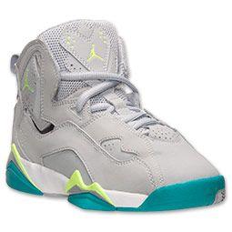 6b425d5550ee Girls  Grade School Jordan True Flight Basketball Shoes