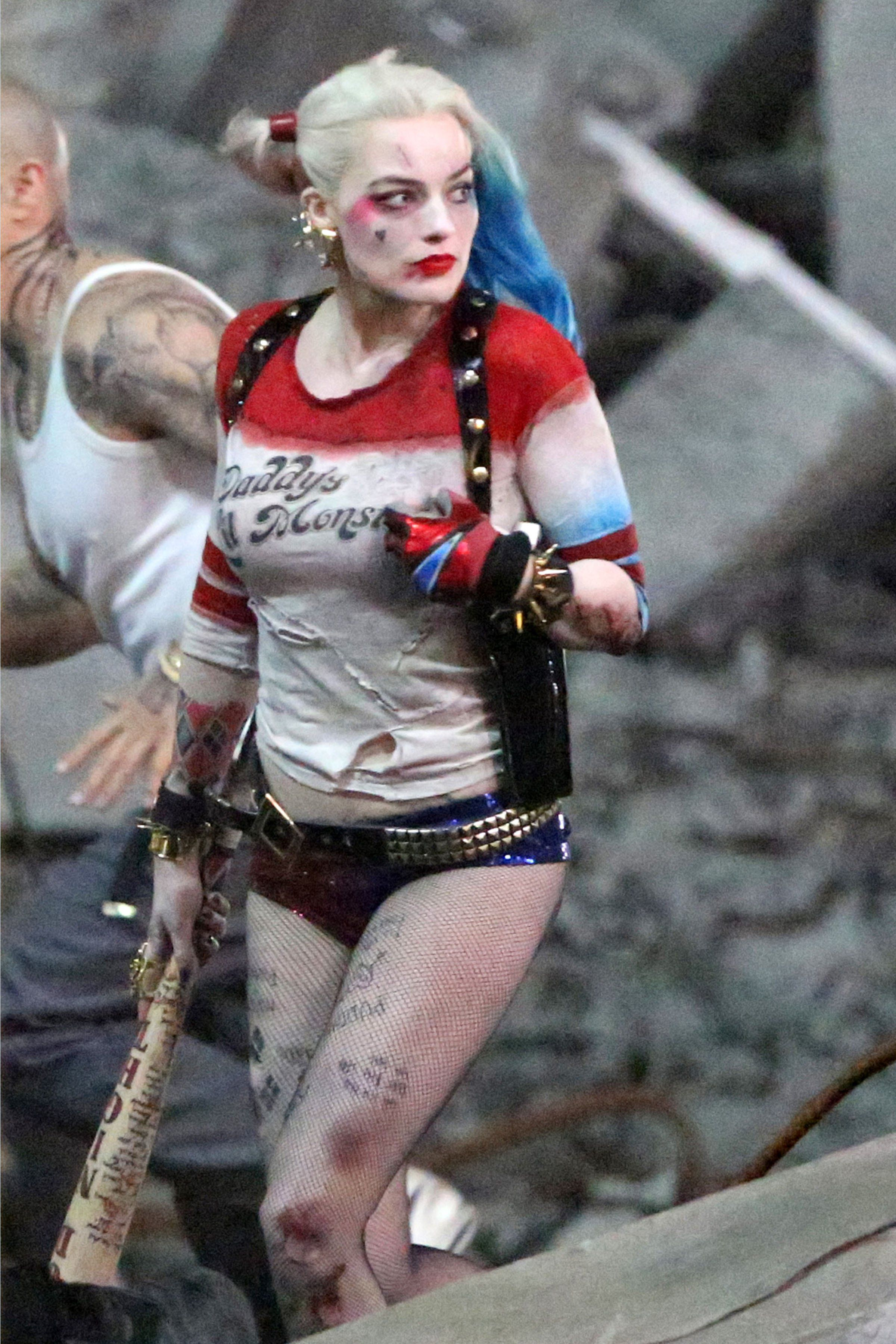 suicide squad harley - Google Search