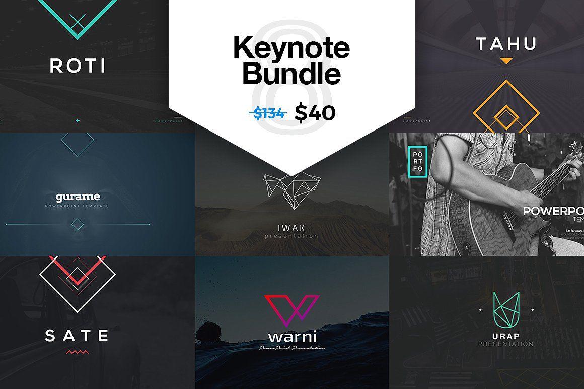 Keynote Bundle  Save  By Angkalimabelas On Creativemarket
