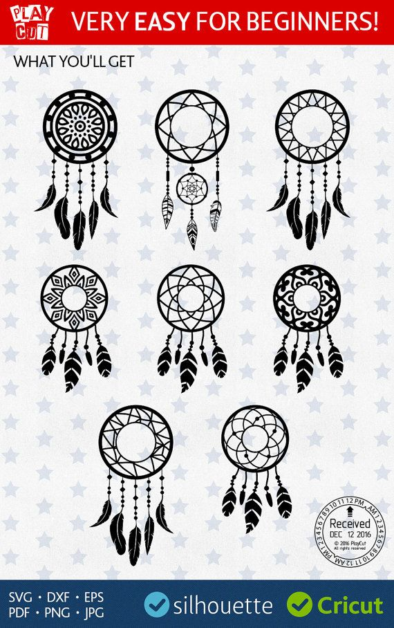 dream catcher svg dreamcatcher svg dreamcatcher monogram svg initial