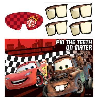Disney Cars Dream Party Pin The Headlight Party Game In 2018