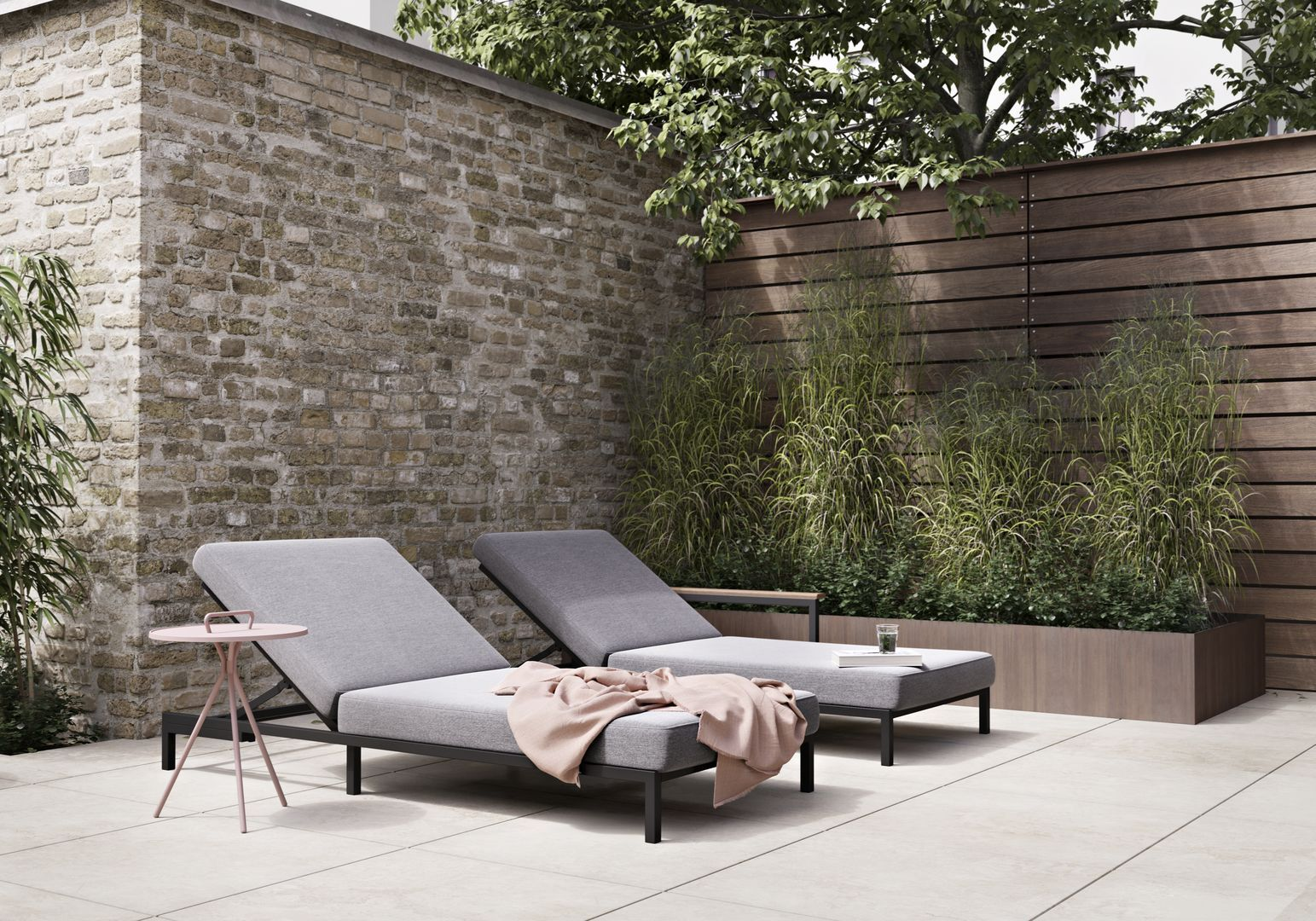 Modulare Sofas Rome Liegestuhl Ohne Armlehne Outdoor Living Design Outdoor Dining Furniture Outdoor Living Room