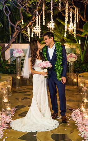 Ever After Blog Disney Fairy Tale Weddings And Honeymoon Aulani Wedding Disney Wedding Disney Fairy Tale Weddings