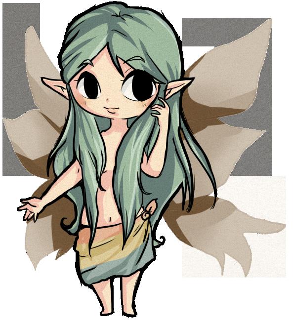 Great fairy twilight princess cosplay