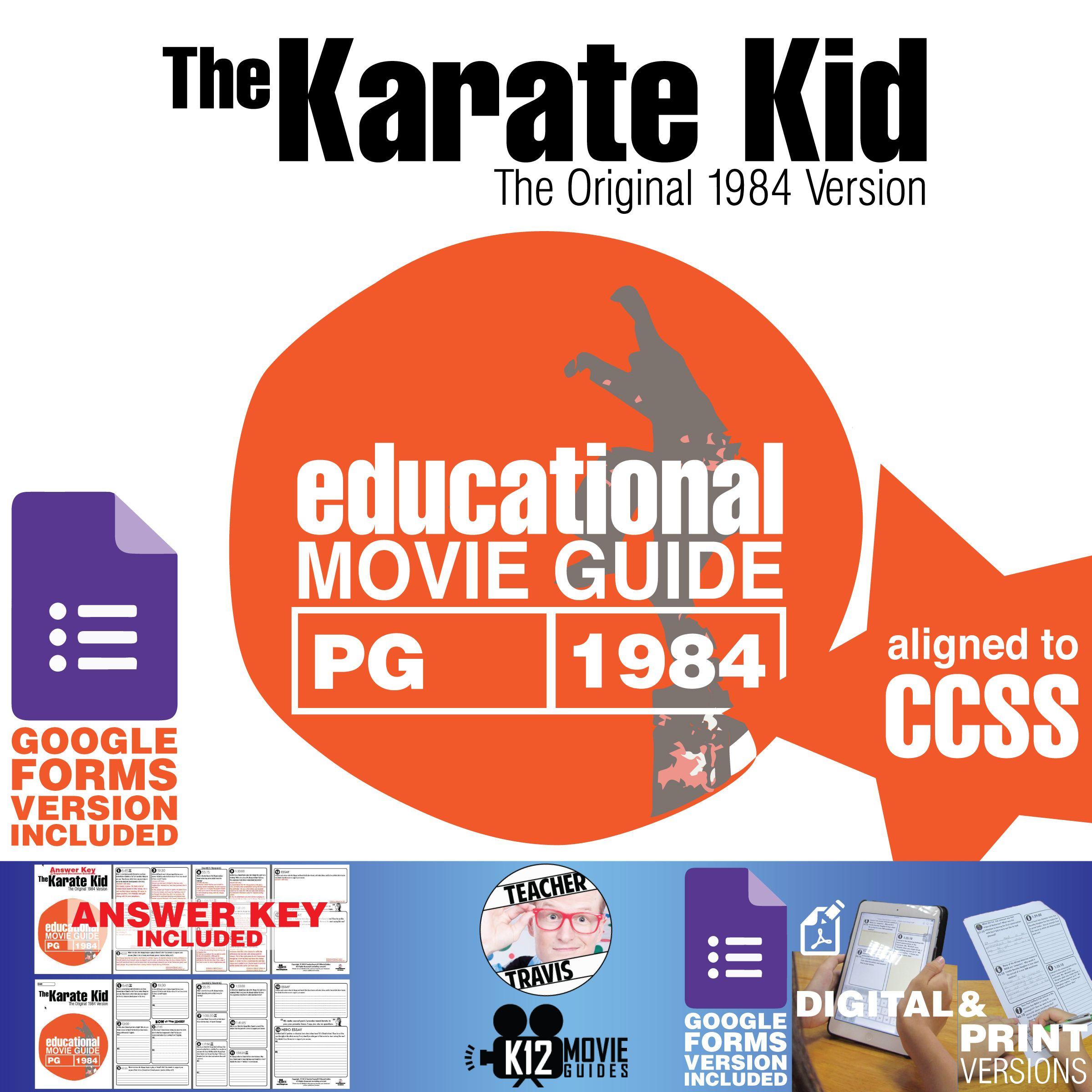 The Karate Kid Movie Guide