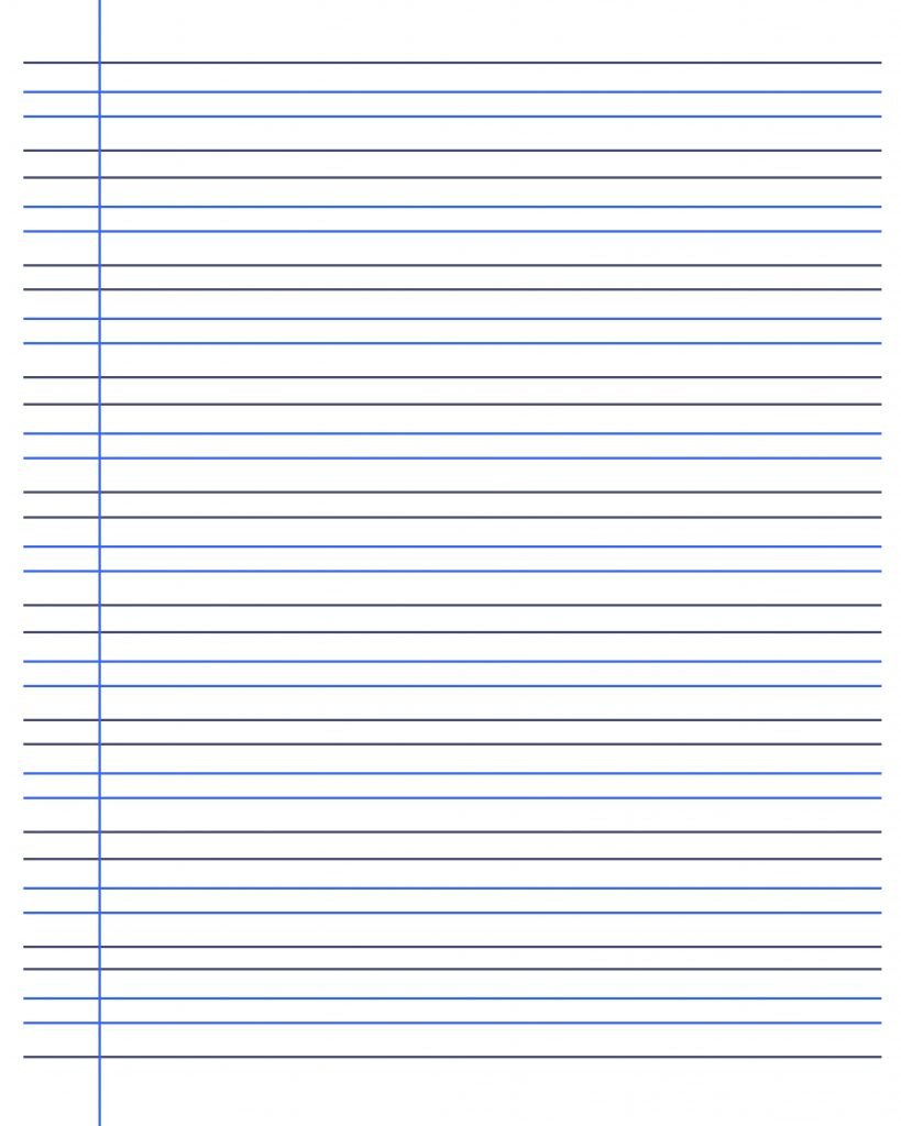 College Ruled Paper Template Microsoft Word Calep Throughout Notebook Paper Template For Word 2010 Notebook Paper Template Paper Template Word Template