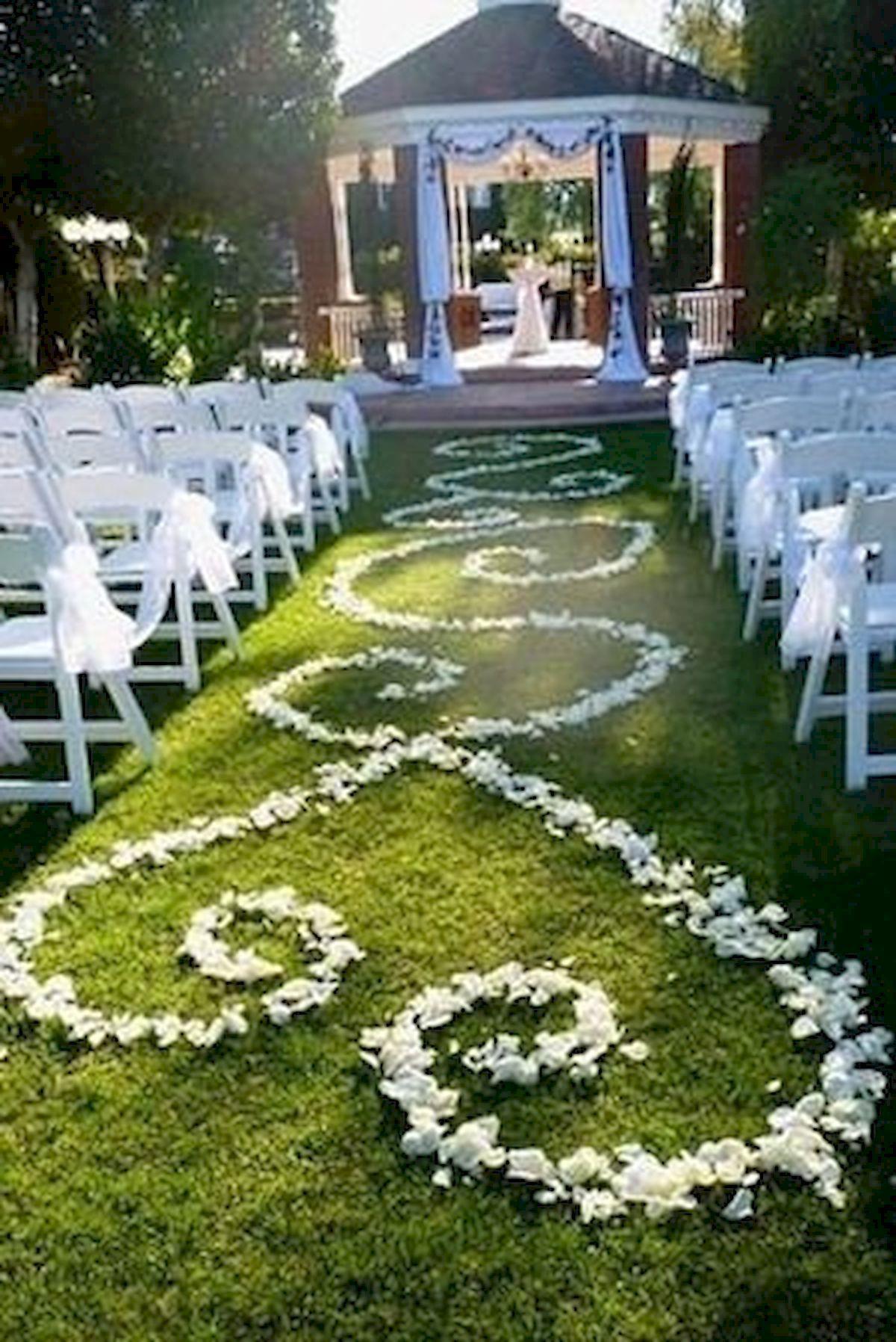 33 Ideas For Outdoor Spring Wedding (1)33DECOR | Romantic ...