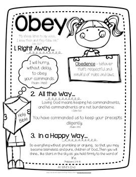 Learning To Obey