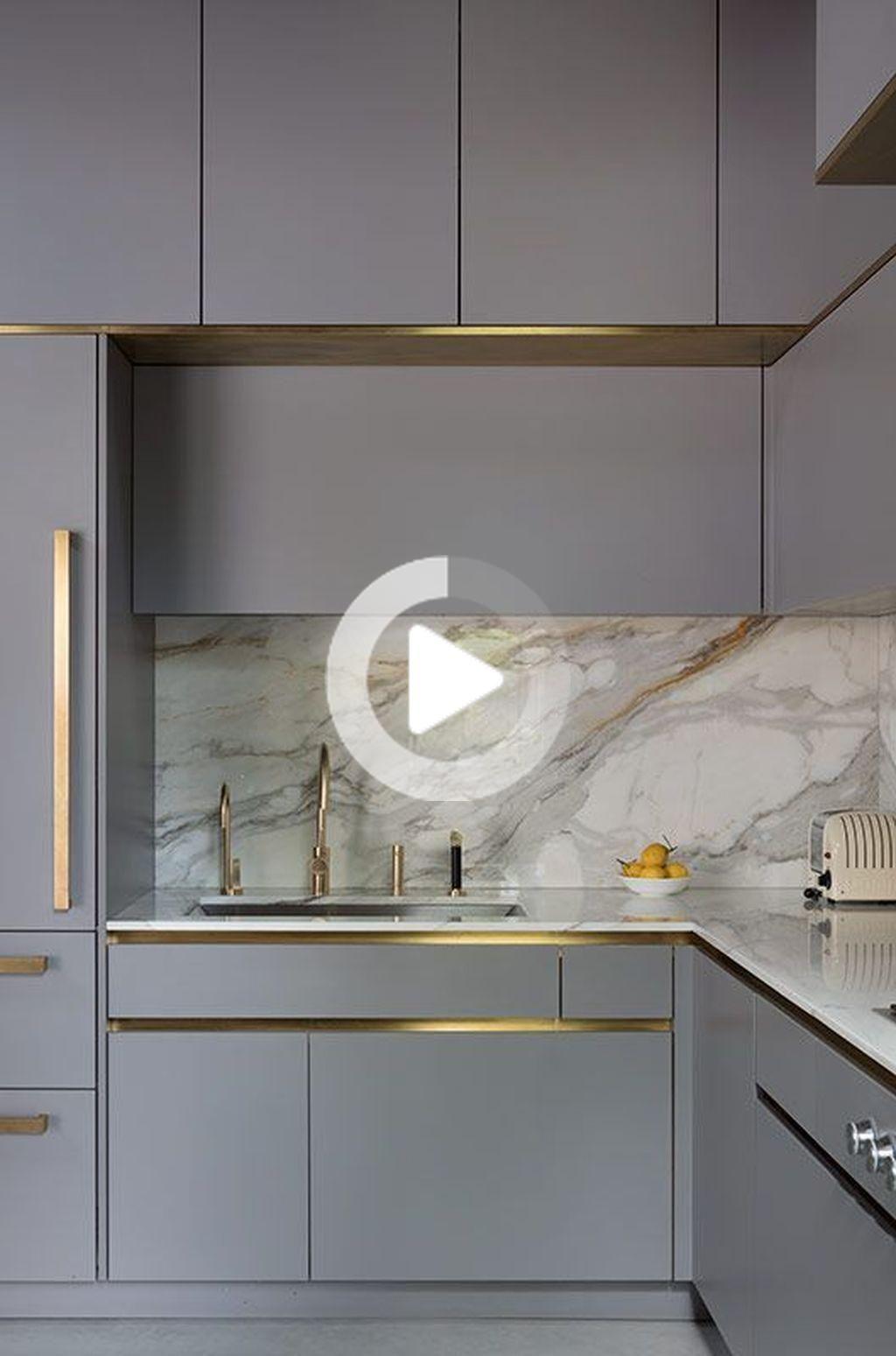 20 Elegant En Luxe Keuken Design Ideas Kitchen Interior Design Modern Kitchen Decor Modern Luxury Kitchen Design