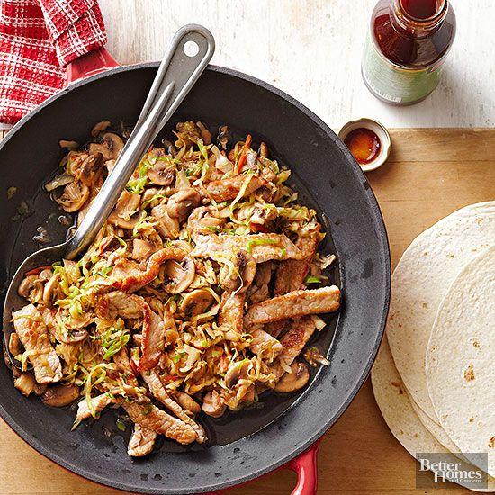Photo of Quick Mu Shu Pork