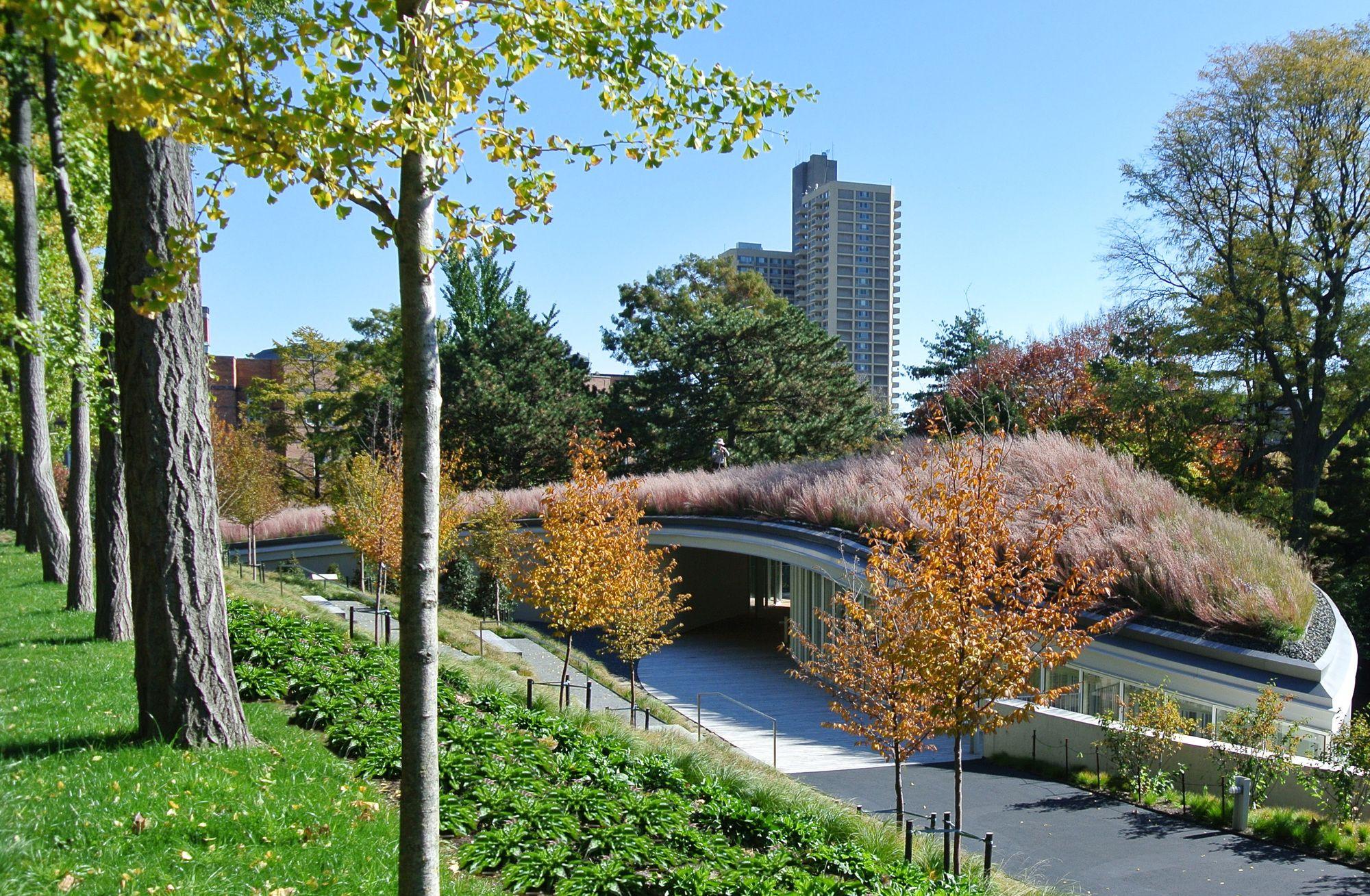 Gallery Of Brooklyn Botanic Garden Visitor Center Weiss 400 x 300