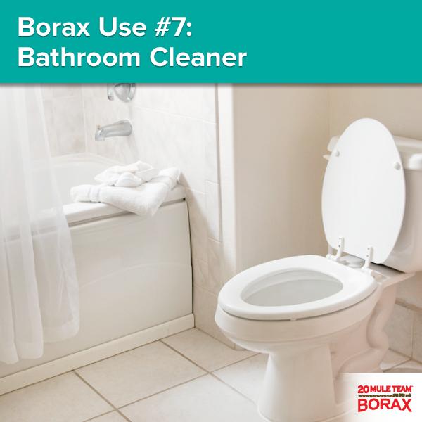 Borax Use 7 Bathroom Cleaner Keep Your Toilet Bowl