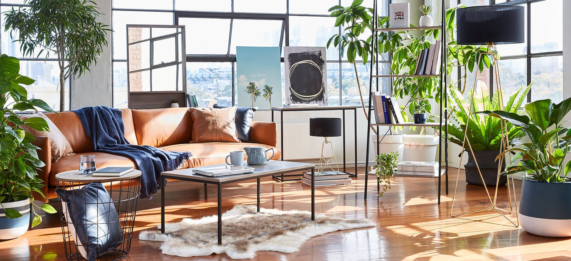 Urban Trend Inspiration Kmart NZ Homewares styling