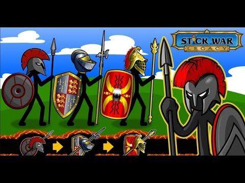 Stick War Legacy Stick War 2 Games Like Stick War Legacy Tanaman Gantung Ide Bagus Lucu