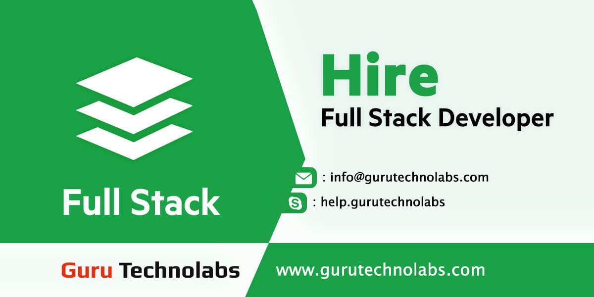 Hire full stack developer full stack developer full