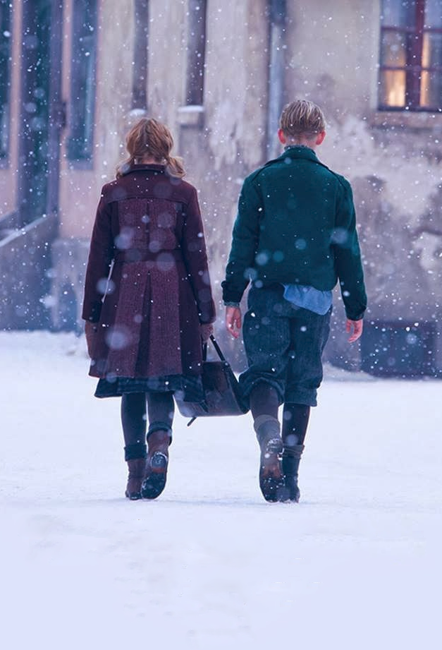 liesel and rudy relationship in the book thief