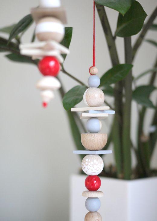 DIY christmas decoration   by Pinjacolada blog