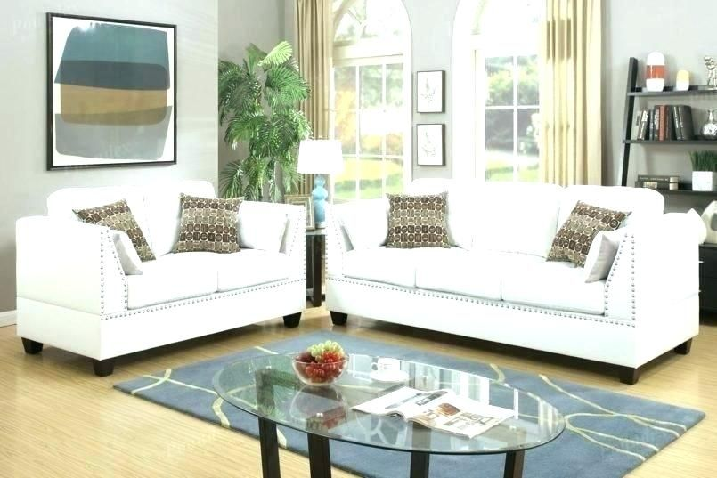 Fine White Leather Sofa Interior Design Images Beautiful White