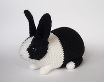 Ravelry: Dutch rabbit pattern by Kati Galusz