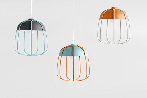 designer pendant luminaires Tull Tommaso Caldera