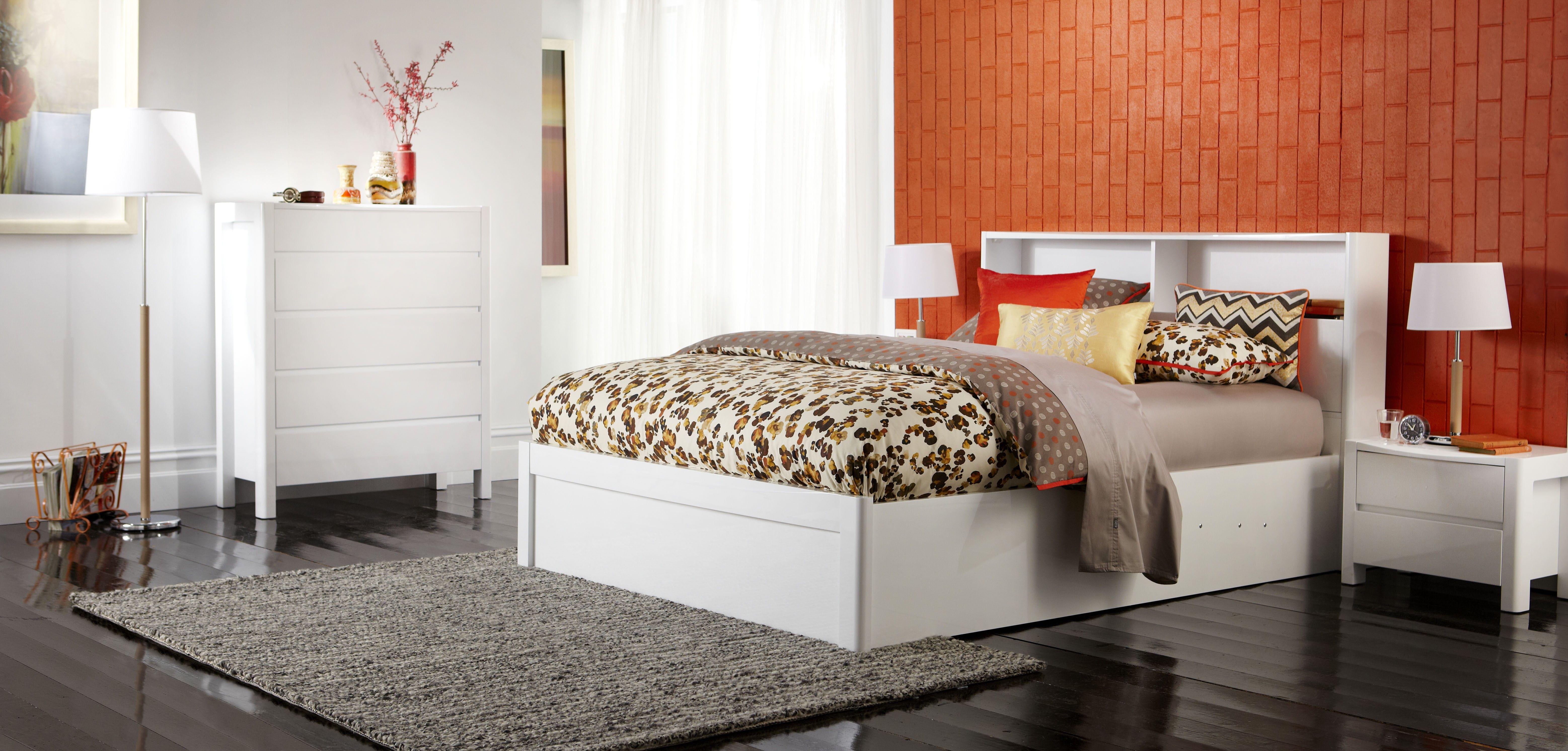 Forty Winks Jamie Dark Wood Grain Childrens Bedroom Furniture