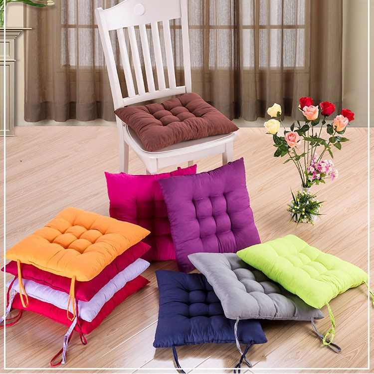 Office Home Couch Sofa Children Kid Young Chair Soft Cotton Pad Sitting Cushion Sitting Cushion Cushions On Sofa Chair Cushions