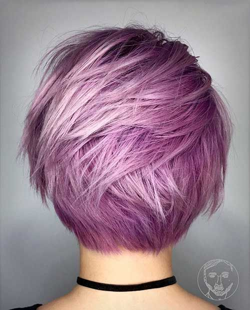 Exclusivo Cabelo Curto Ideias de Cores para as Mulheres - http://bompenteados.com/2017/11/13/exclusivo-cabelo-curto-ideias-de-cores-para-as-mulheres
