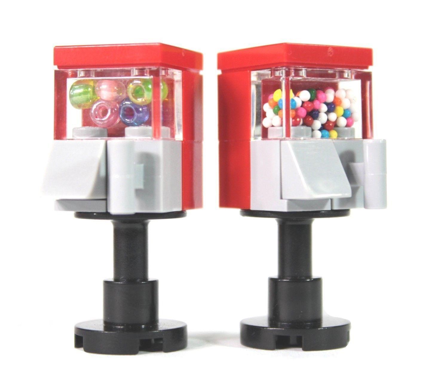 Lego Gumball Machines Fun Lego Builds Pinterest Gumball