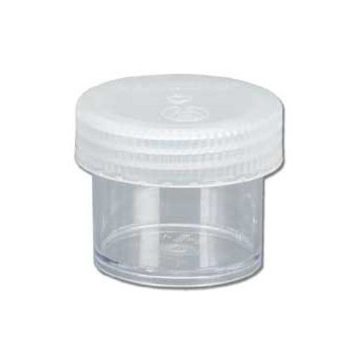 Polypropylene Jar, 2oz