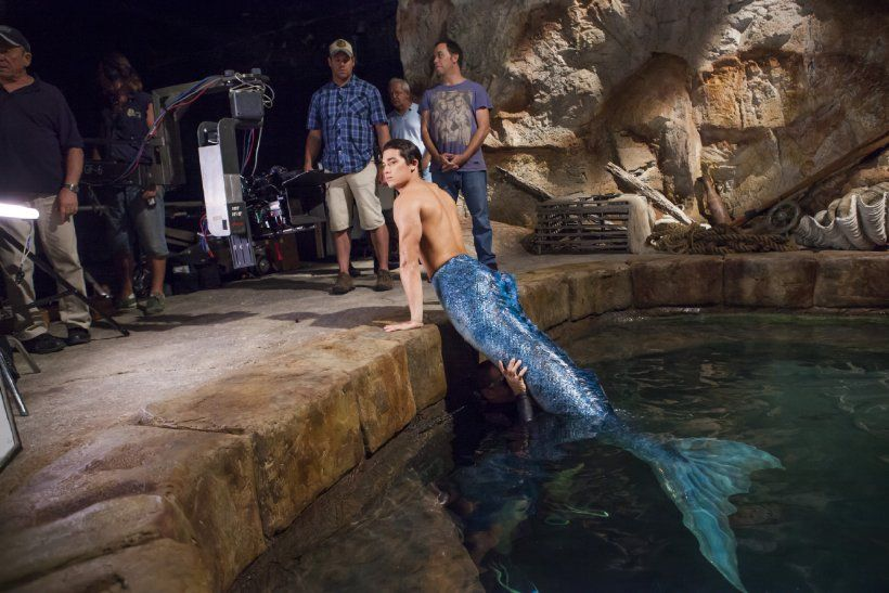 Mako Mermaids - Behind the scenes of Season 2 | Mako ...