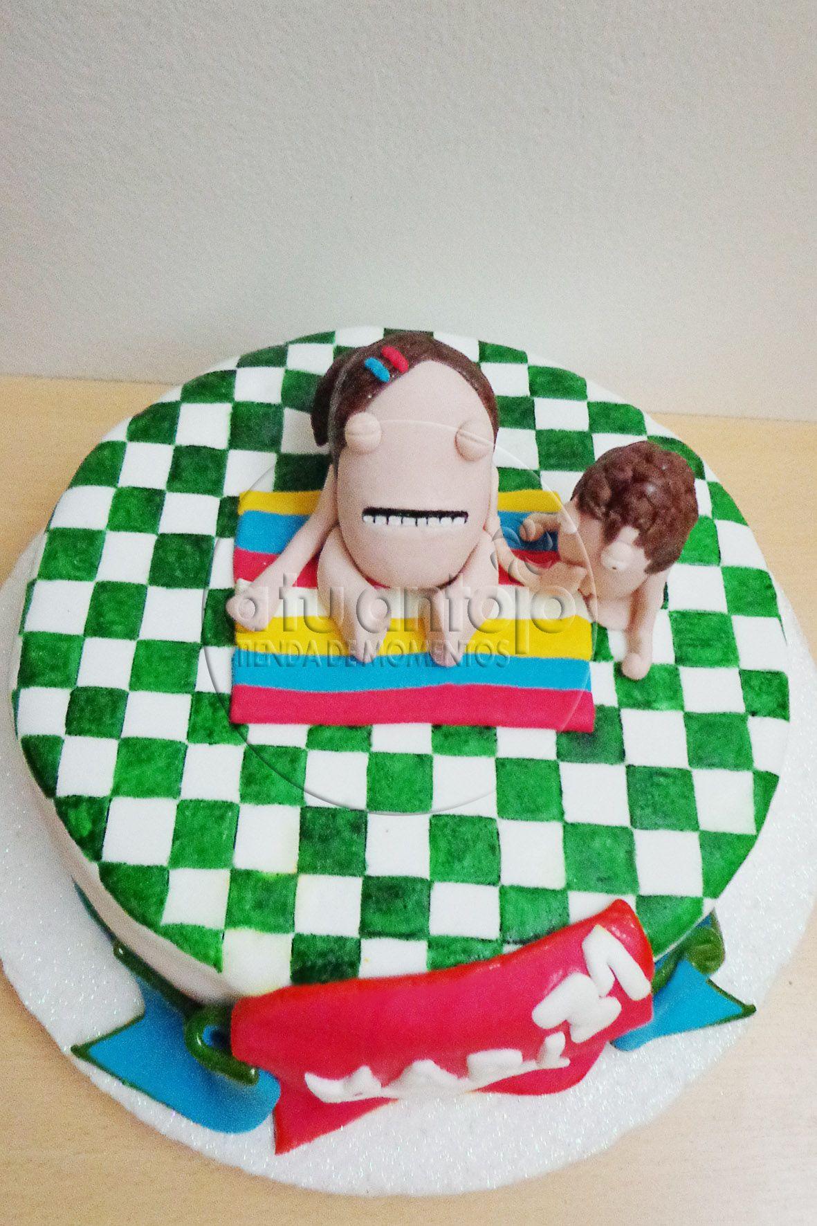 Torta Mamá Lucchetti