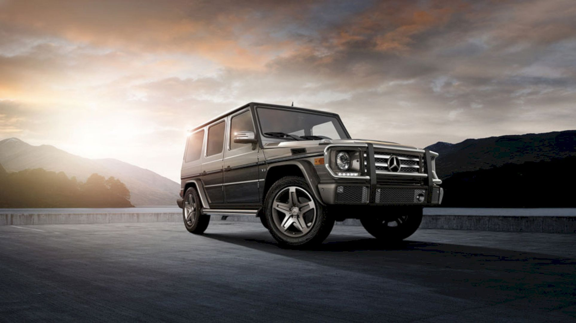 The New Mercedes Benz G Class An Icon Reinvents Itself