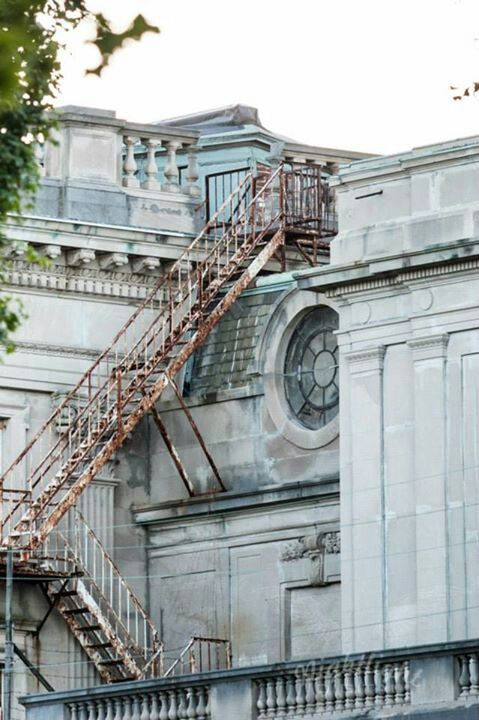 Lynnewood Hall Is A 110 Room Neoclassical Revival Mansion In Elkins Park Pennsylvania Designed