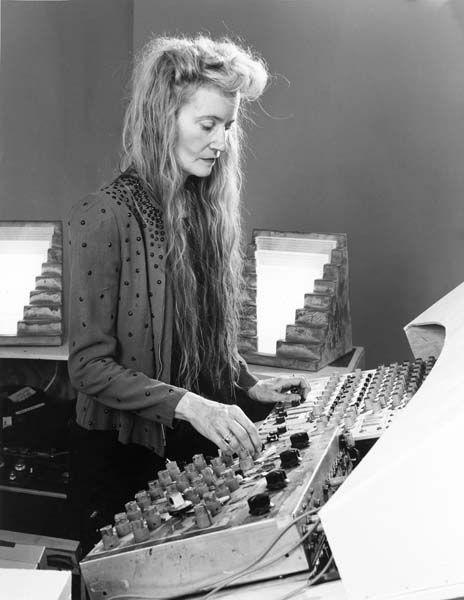 Maryanne Amacher Electronic Music Sound Art Experimental Music