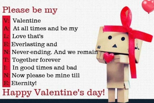 Happy Valentines Day Text Sms Happy Valentines Day Pinterest