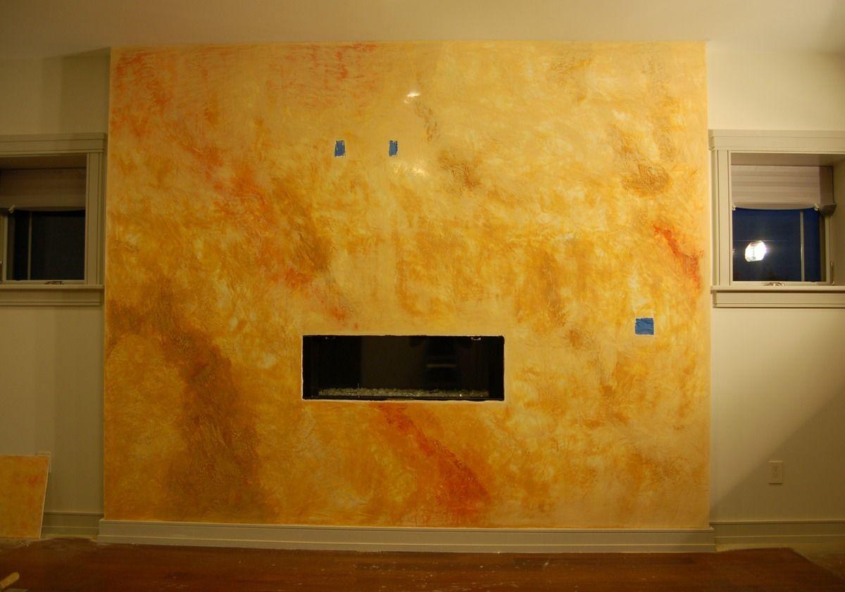 Venetian plaster - Cocciopesto - Tadelakt in the Boston area ...
