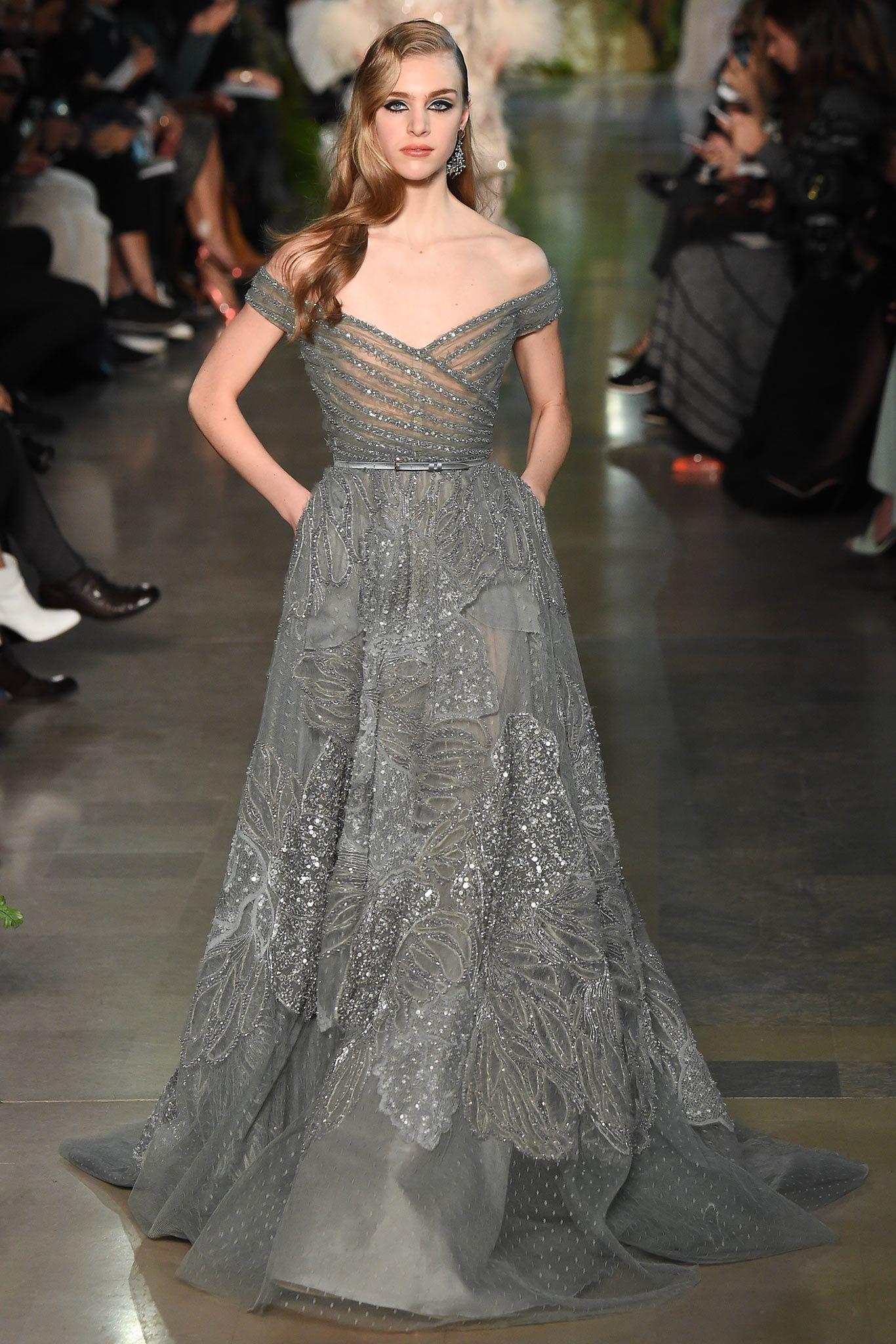 Elie Saab - Spring 2015 Couture - Look 9 of 56
