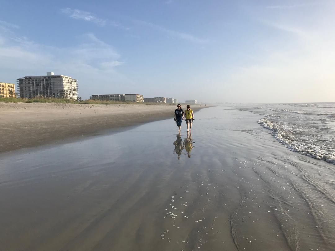A Trip To Cocoa Beach Might Be One Of The Best Places To Relax Cocoa Beach Cocoa Beach Florida Beach